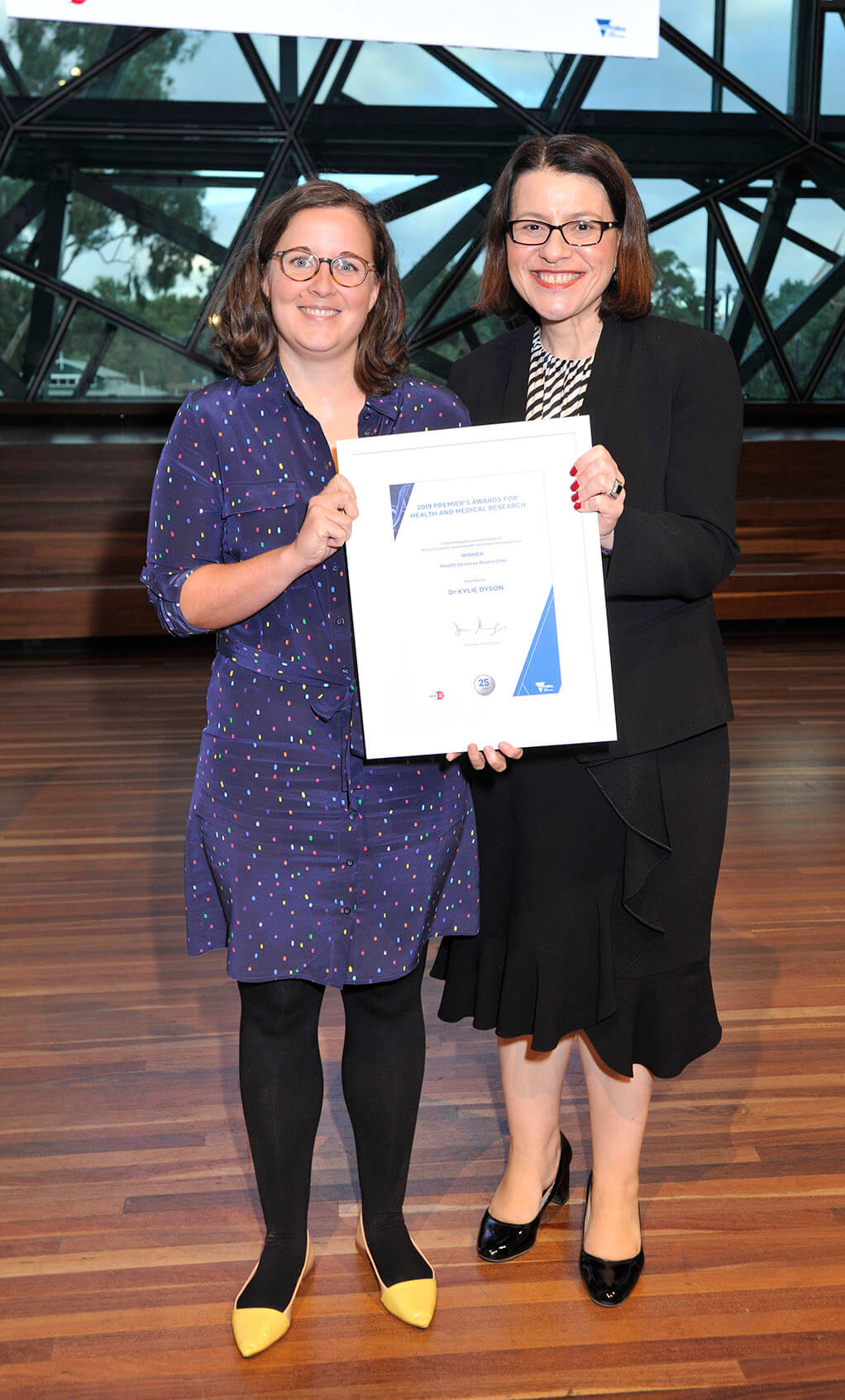 Premier's Awards for Health and Medical Research - health.vic
