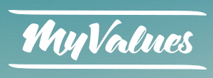 My values logo